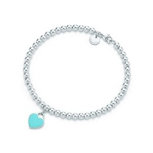 Return to Tiffany Beaded Bracelet